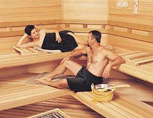 Pre cut saunas home sauna equipment sauna rooms for Do it yourself sauna kit